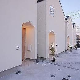 売布の建売住宅の部屋 外観2