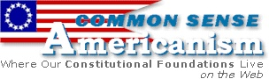 Common Sense Americanism - this is a conservative think tank