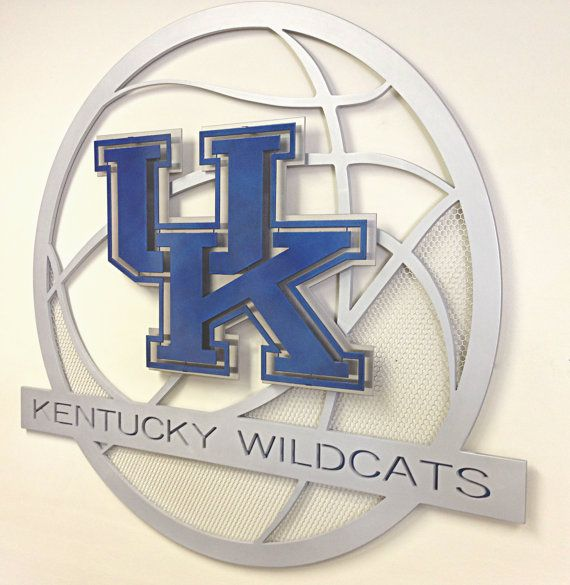 Fabulous ORDERS PLACED BY DECEMBER WILL SHIP ON DECEMBER Shipping Continental US Officially licensed custom made University of Kentucky wall art