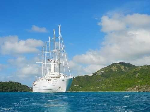 Photo voyage à St Maarten, Antilles néerlandaises. Photo 'Falmouth Harbour, Antigua' partagée par danduc le Le 23 décembre 2013, 21:02