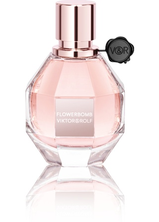 Viktor & Rolf ; Luxury fragrances and points of sale : Flowerbomb, Antidote, Eau Mega and Bomblicious ranges