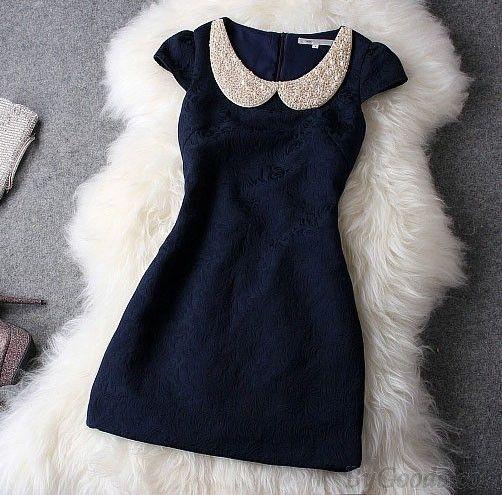 Einzigartige Glänzende Perlen Strass Wunderschöne Kleid Partei Kleid only $59.99 in ByGoods.com!