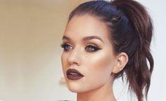An so ein dramatisches Augen-Make-up traust du dich nicht ran? Mit diesem genialen Trick geht's ganz leicht.