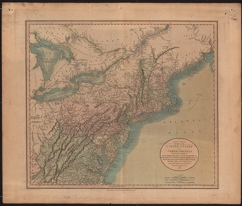 53 best Maps of the United States images on Pinterest  United