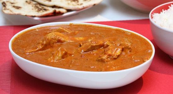 Indian Butter Chicken - weightloss.com.au
