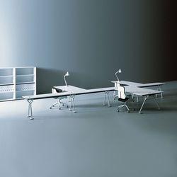 NOMOS - Sistemas de mesas de diseño de Tecno ✓ toda la información ✓ imágenes con alta resolución ✓ CADs ✓ catálogos ✓ contacto ✓..
