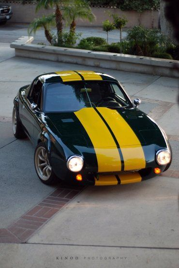 The Woolery Pit Crew Miata.  Read about it at the link: http://www.motoriginal.com/post/47784014763/woolery-miata