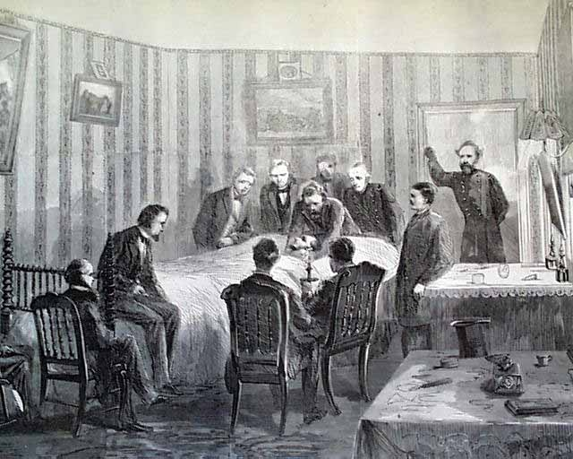 Why did president lincoln issue the emancipation proclamation