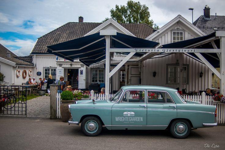 Victoria gjestehus i Langesund
