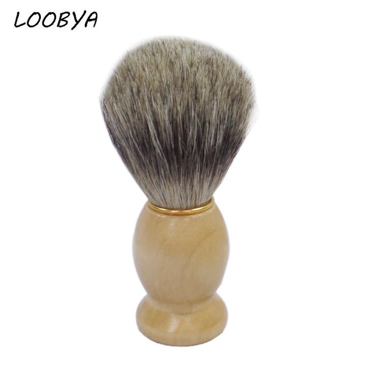 109.20$  Watch here  - 20pc/set  Wholesale Badger Shaving Brushes Barber Beard Shave Tool Father Gift