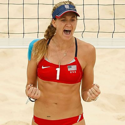 """You have to rely on your support system. Growing up, I always thought it was a sign of weakness to ask for help, but now I realize it's really a sign of strength to say, 'I need help, I can't do it all.'""—Kerri Walsh: Beaches, Olympics, Beach Volleyball, Sports, People"