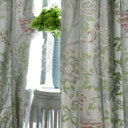 Curtains Ideas chinoiserie curtains : 17 Best images about Chinoiserie Chic on Pinterest | Metallic gold ...
