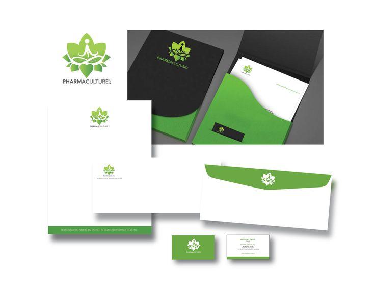 Pharma Culture Branding Design