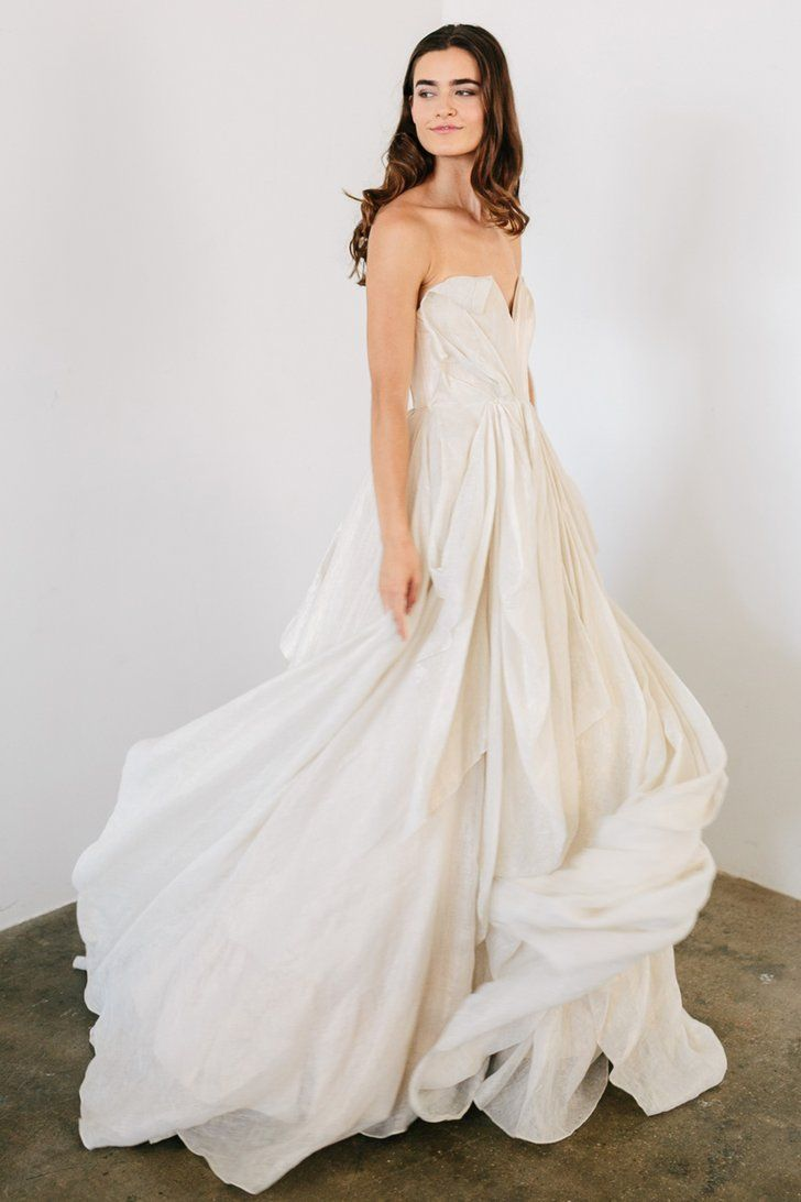 5 Classic Wedding Dress Silhouettes And The Undergarments You Should