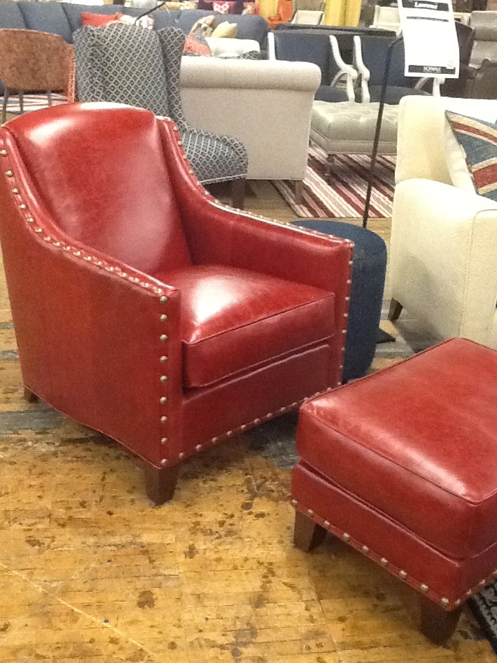Norwalk Furniture Great New Club Chair