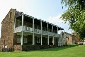 Fort Gibson Historic Site - Fort Gibson, Oklahoma
