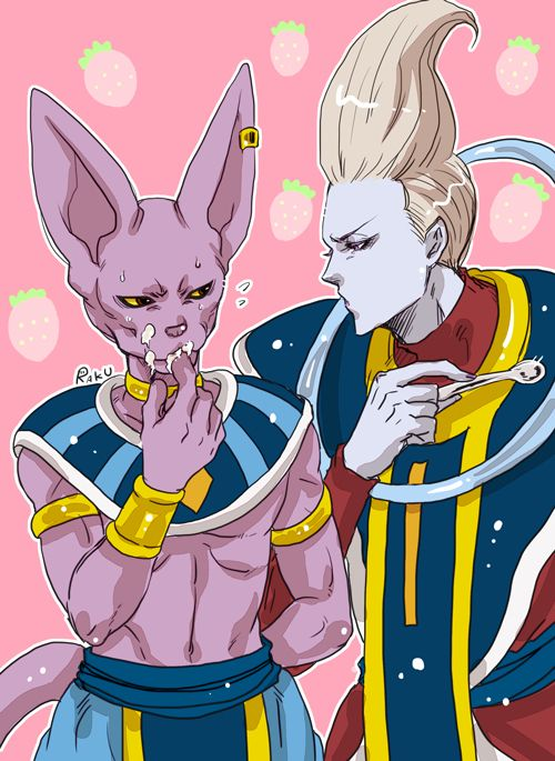 beerus and whis relationship advice