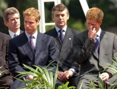 06-Jul-2004--Diana Memorial Fountain--Opening of Princess Diana's Memorial Fountain