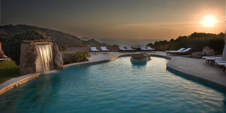 Sardinia, Petra Segreta Resort  Spa Hotel http://en.escapio.com/sardinia-hotels