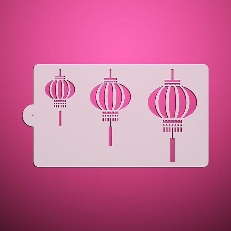 Aliexpress.com: Guangdong Cake decorating tools supplies üzerinde Güvenilir stencil BGA tedarikçilerden 3 boyutu fener fondan kek şablon, Kek sınır dekorasyon kalıpları, düğün pastası süslemeleri, büyük duvar şablonlar, st 3106 Satın Alın