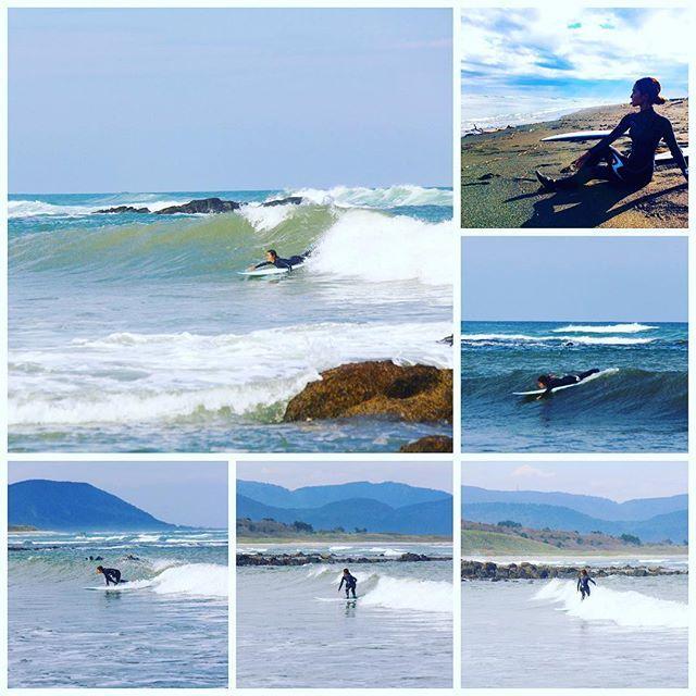 【liran_myu】さんのInstagramをピンしています。 《サーフィン歴 2年 サーフィンの新しいとびらをひらいたようなきがする‼️ 一昨日のオホーツク。の写真  更に昨日はシークレットポイント。  昨日は今まで見たことのない世界をみた気がする。  波にそろっと触れながらのってみる。 斜めに走る自分…やっとやっとここまできた😌  ちょーーーロングラン🏄💕 人生色々あるけど 毎日必死に1日1日大切に  後悔ない人生を送りたい  サーフィンスクール @life_style_store_leala  #空#海#sea#筋調整#筋調整ヨガ#yoga#yogalife #hokkaido#surfing#surf##surfboard#サーフィン#school#surfingschool#セレクトショップ#happy#canon#一眼レフ#旭川#北海道#ファッション#love#海#sea#Japan#ビギナー#北海道ヨガ#ヨガメンズ#オリジナル》