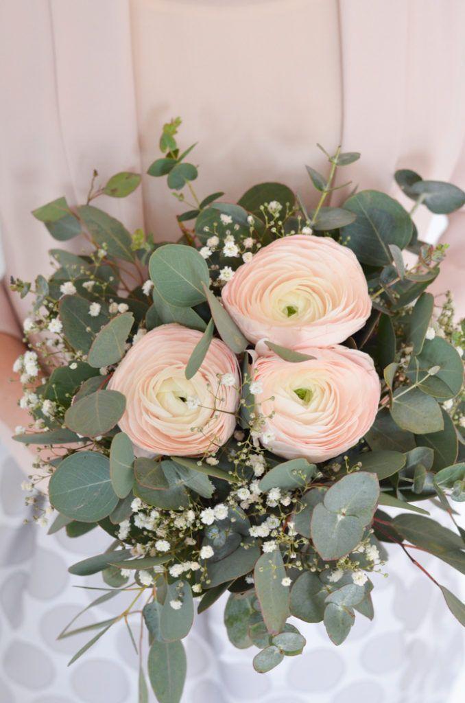 Eukalyptus Hochzeit Teil 1 Brautstrauss Selber Binden The