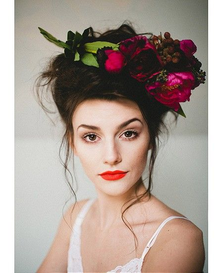 Pinspiration: 10 show-stopping makeup ideas for Spring Racing season - dropdeadgorgeousdaily.com