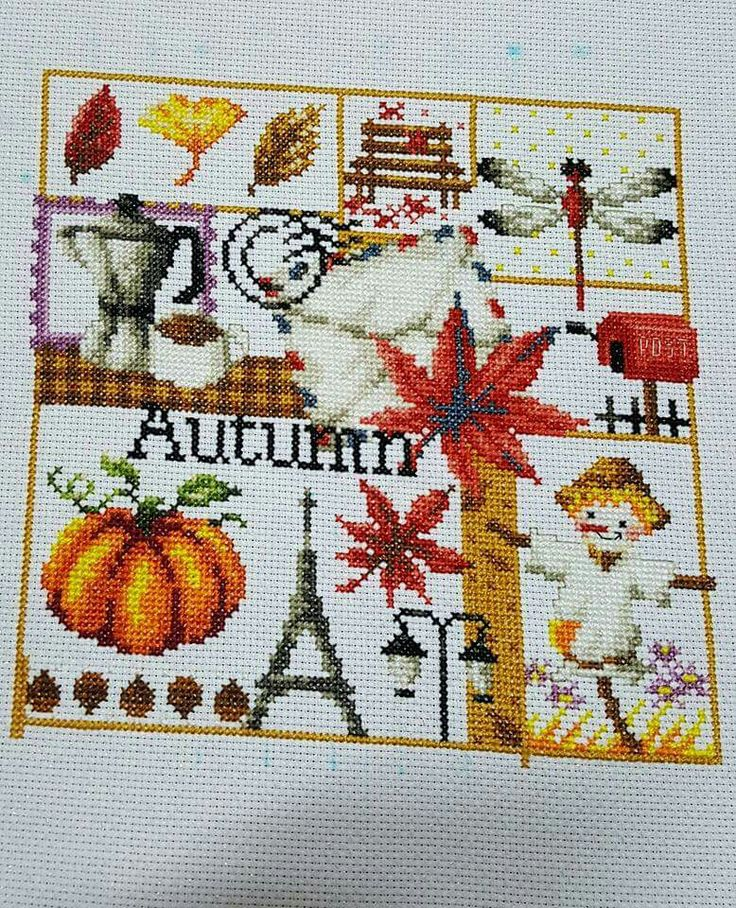 Autumn (1 of 4 seasons i am currently working on)