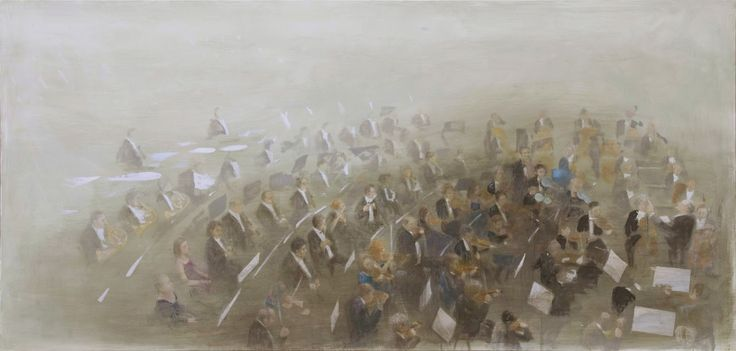 Orchestra,   2006   cm 145x300