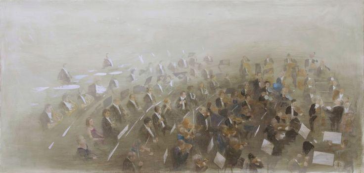 Orchestra,   2006   cm 145x300