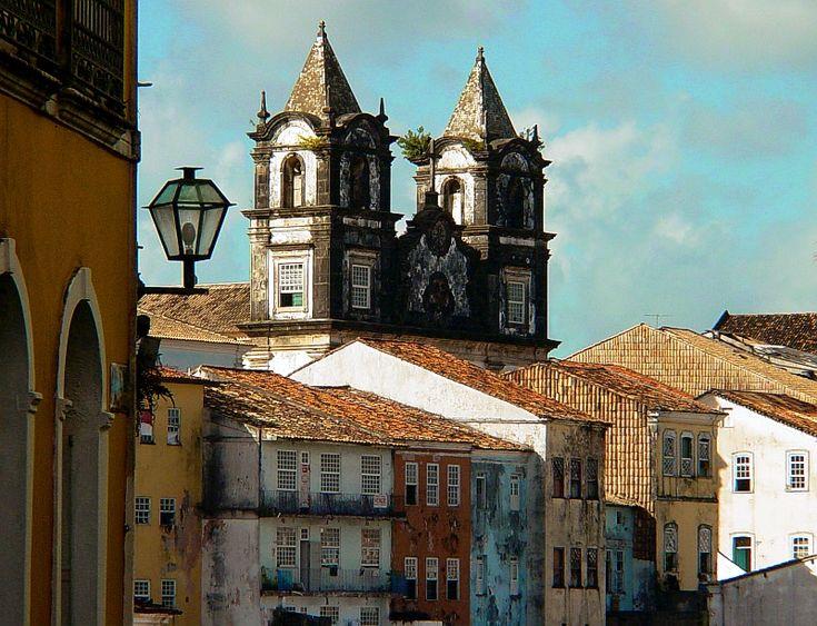 Pelourinho - III - Salvador, Bahia