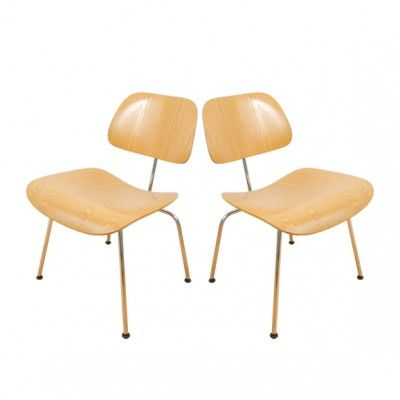 Located using retrostart.com > DCM Dinner Chair by Charles and Ray Eames for Vitra