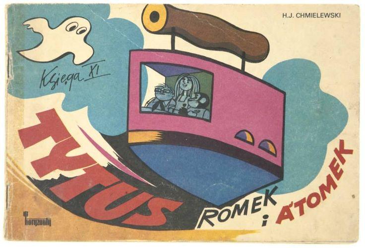 """Seria: """"Tytus, Romek i A'tomek"""", księga XI"""