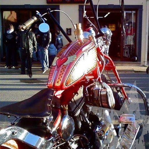 Vendesi Harley Davidson Softail - Nuovo annuncio #Harley #Softail #FatBoy #Cagliari