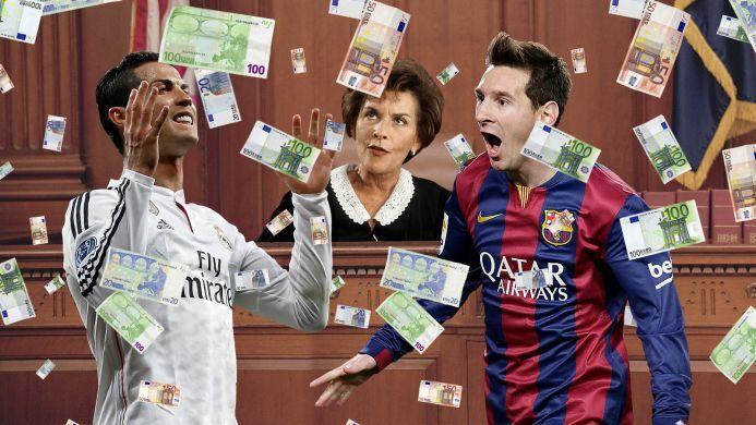 Sabías?  Juez Judy gana más que CR7 y Messi combinan