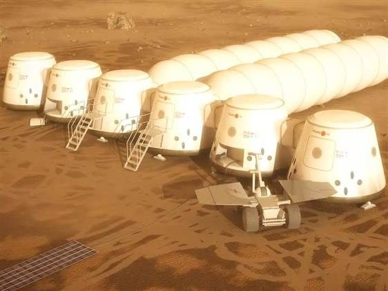 Want to move to Mars in 2023? Venture aims to make it so