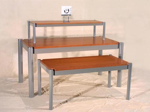 Stand Off 3 Piece Table Set