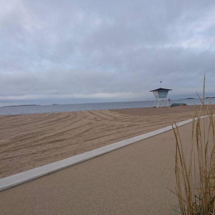#nallikari #nallikaribeach #oulu #beach #sea