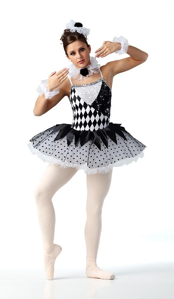 Harlequin - Cicci Dance Supplies. - Ballet beautie, sur les pointes !