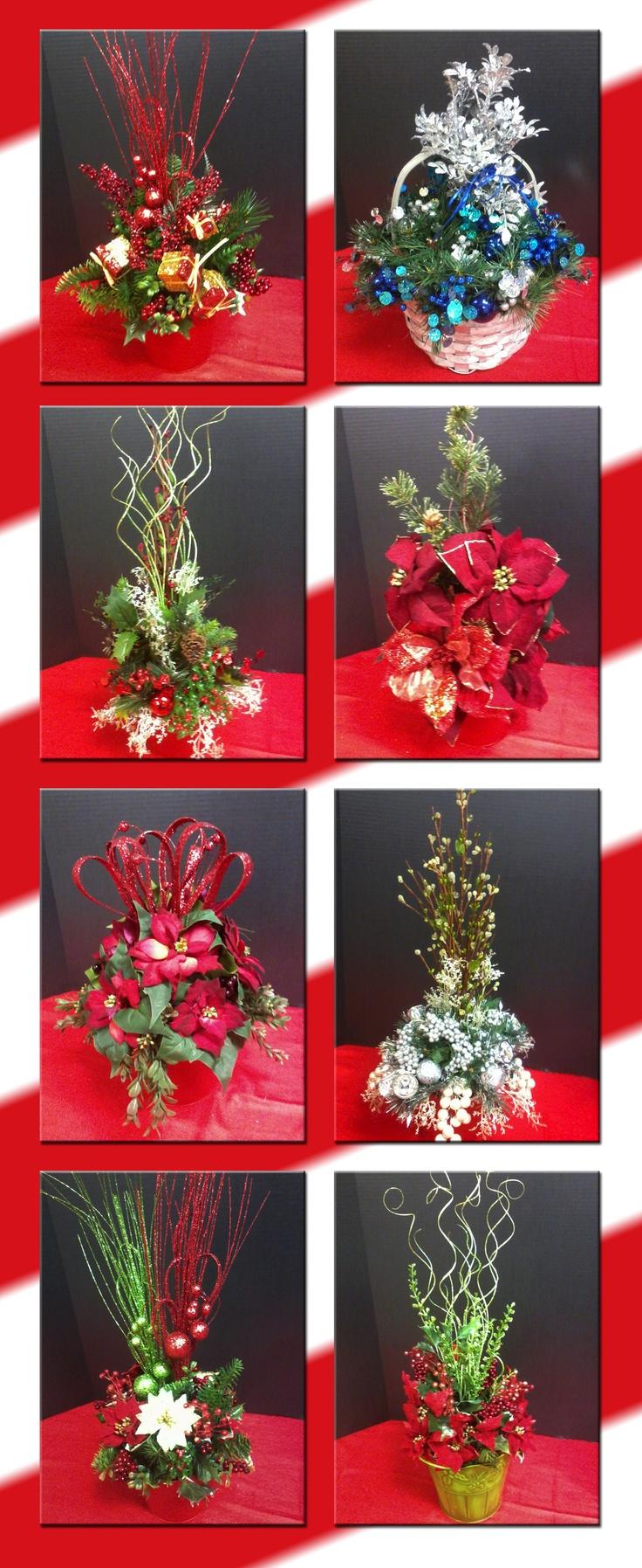 Some more Christmas tabletops