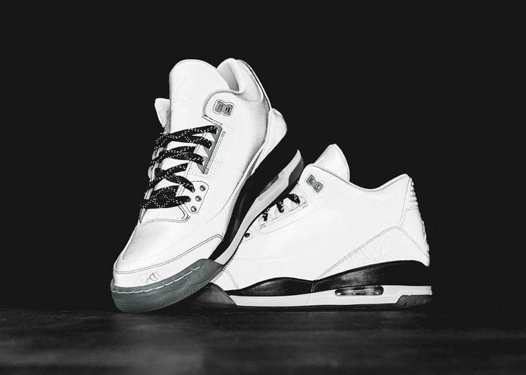 Air Jordan 5LAB3 Silver