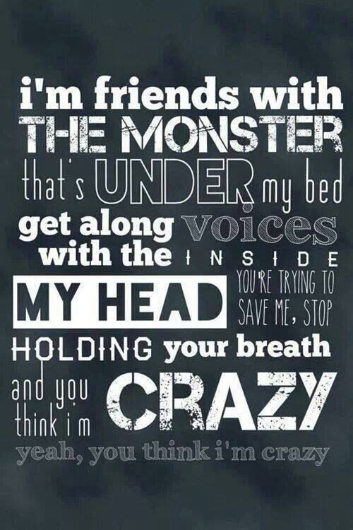 Monster - Rihanna ft. Eminem