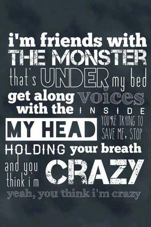 Monster - Rihanna ft. Eminem