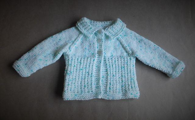 Mejores 735 imágenes de Knitting ~ Baby Sweaters en Pinterest ...