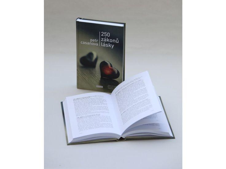 250 zákonů lásky - Petr Casanova. Unikátní kniha je sborníkem nejčastějších…