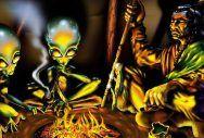 Índios Americanos, não tem nenhum medo dos Alienígenas, Saiba o porque!