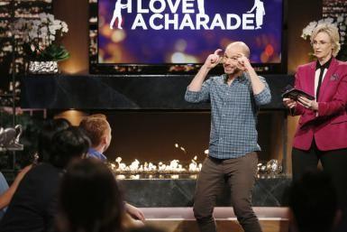 hollywood game night love a charade - courtesy NBC