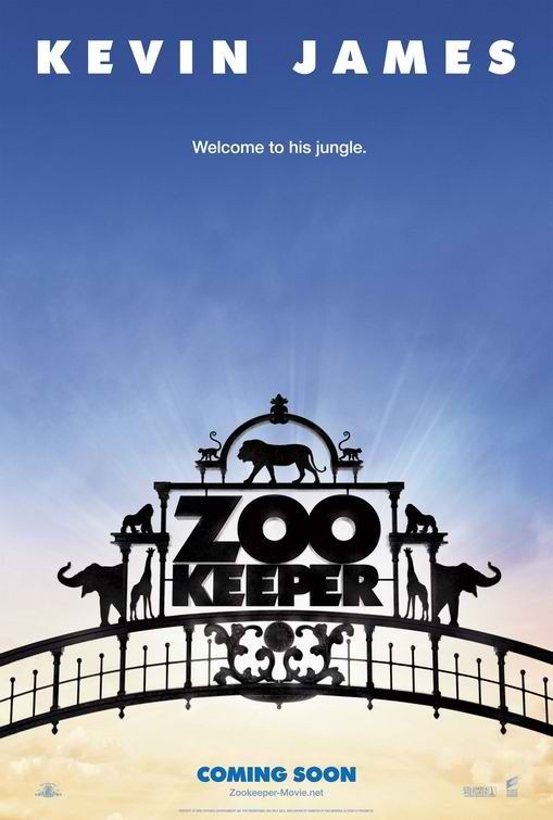 Zookeeper (2011) #movie #posters