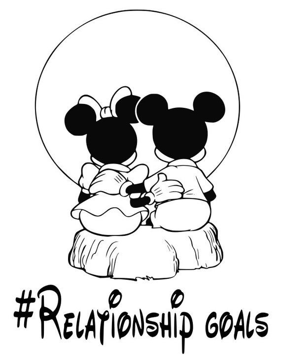 Disney Let S Do This Minnie Mouse Mickey Mouse Love Etsy Minnie Mouse Coloring Pages Mickey Mouse Coloring Pages Mickey Coloring Pages