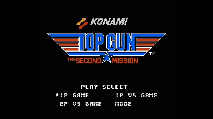Failed at Playing Top Gun The Second Mission (NES) on PC